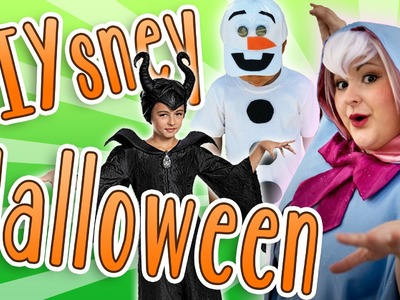 Top 10 DIY Disney Halloween Costumes