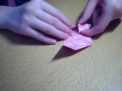 Yami's spinner (origami)