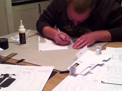 AK47 papercraft - part 3