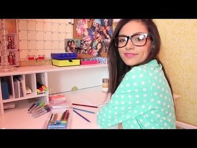 Bethany Mota || DIY Decorations ♥‿♥ Easy ways to spice up your room! ||