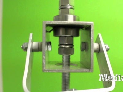 DIY Glidecam (Part 1 of 4) - Aluminum Tubing Gimbal