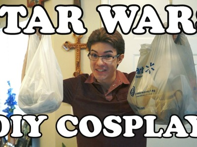 DIY Star Wars Cosplay for Star Wars Weekends 2014!