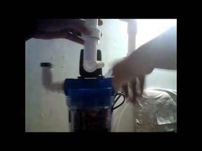 DIY Sulphur Reactor.denitrator ( how to install)