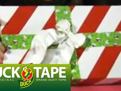 Duck Tape Craft Ideas: How to Make a Duck Tape Christmas Gift Box