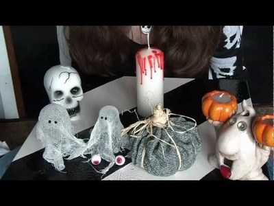 EASY & CHEAP HALLOWEEN CRAFTS