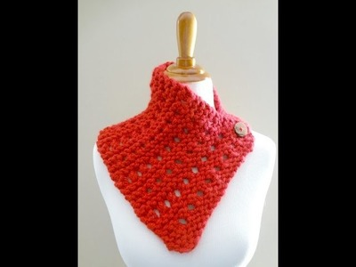 Episode 168: How to Knit the Strawberry Jam Neck Wrap