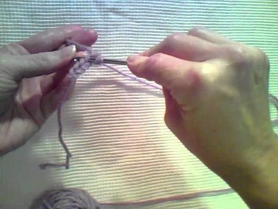How to Crochet - Single Crochet Stitch