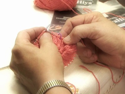 How To Knit A Sock! Part 2 of 8 HD Quality