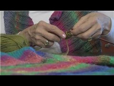 How to Knit : SSK : Slip-Slip-Knit Tutorial