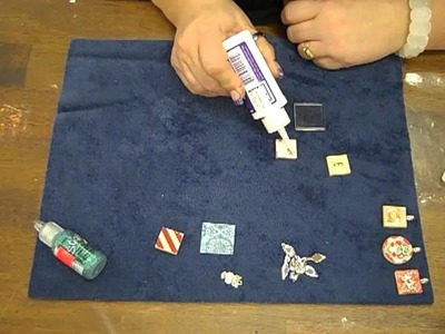 How-to: Make a Scrabble Tile Pendant