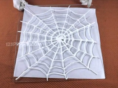 How to Make a Spider Web