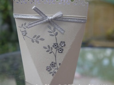 Mini Wedding Favour Box