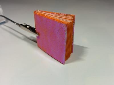 Origami Book for Scrapbooking - Modular Origami Folding Instructions