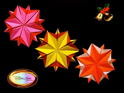 Origami Maniacs 88: Snowflakes 2
