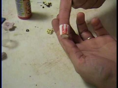 Popcorn in Clay How to Make by Garden of Imagination