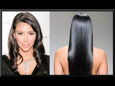 SECRETS TO SHINY HAIR! DIY SHINY HAIR MASK! - AprilAthena7