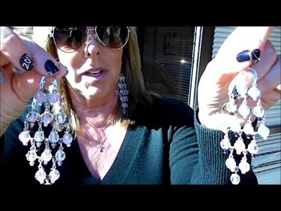 Solar Active® Color Changing Sun Activated™ Color Change Bead Earrings Review