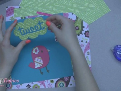 Tweet Scrapbooking! With Cricut Create a Critter Cartridge