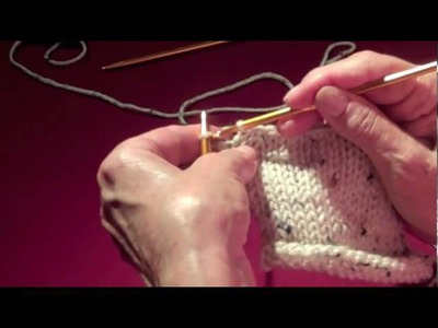 Crochet Bind Off- How To Finish Your Knitting Project