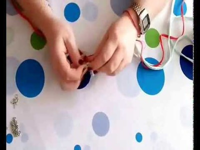 DIY Tutorial collar trapillo bicolor