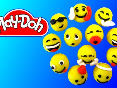 Easy to make Play Doh Smileys Play-Doh Craft N Toys