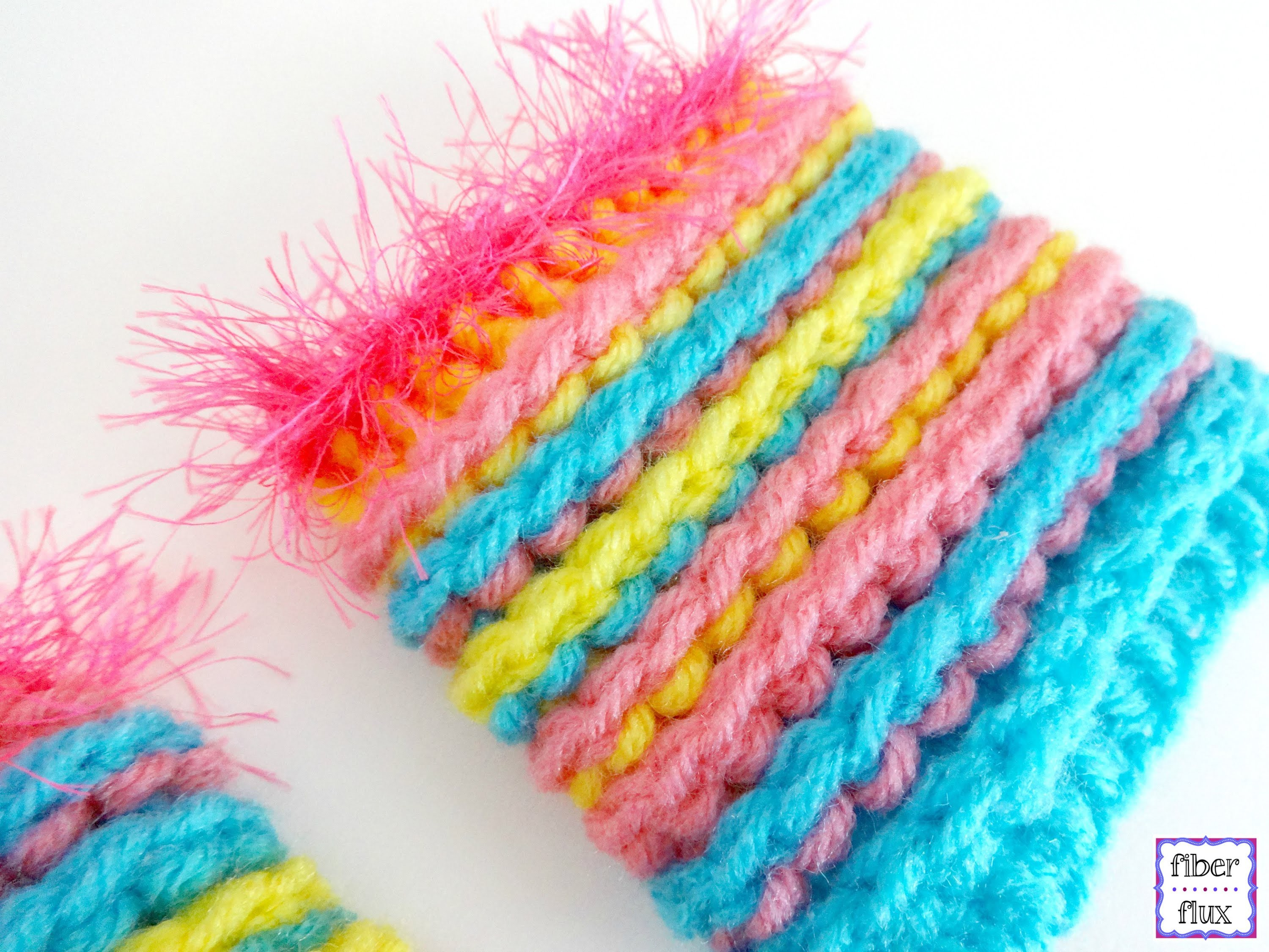 Episode 178: How To Crochet Candy Coated Boot Cuffs