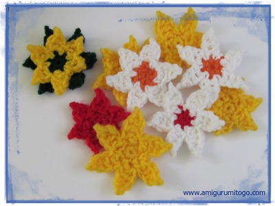How To Crochet A 6 Point Star