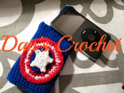 How to Crochet an iPod Cover