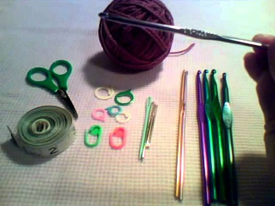 How to Crochet - Getting Started