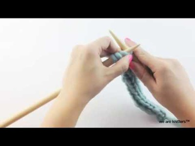 How to knit a cord | We Are Knitters