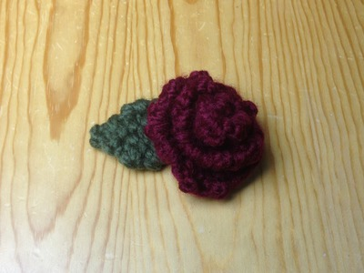 How to Loom Knit a Rose (DIY Tutorial)