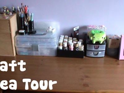 Craft Area Tour