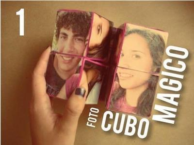 Cubo magico [FACIL] + carta + 10 fotos + BONUS 1.3