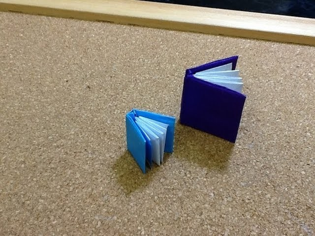Daily Origami: 635 - Book