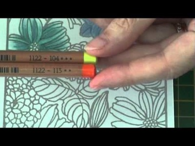 Design Memory Craft Faber-Castell Pitt Pastels with Cathy Andronicou