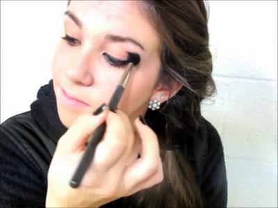 DIY: Black Cat! Makeup & Costume & Hair!