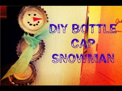 DIY Bottlecap craft