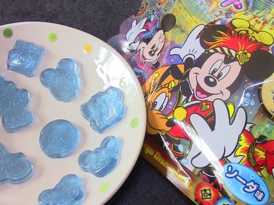 DIY CANDY! DISNEYLAND ORIGINAL GUMMIES!