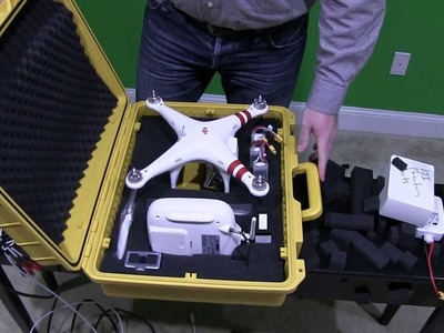 DIY DJI Phantom Case: Waterproof & Ruggedized Step-by-Step Tutorial