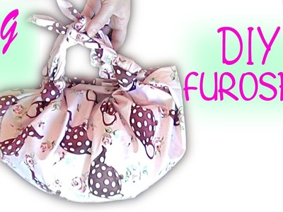 * DIY * FUROSHIKI Bag Making Series - Day 1