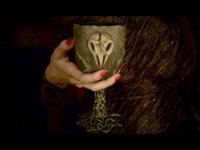 DIY. Gothic Cup