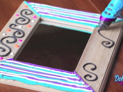 DIY Picture Frame (Arts & Crafts Demo) | DohVinci toys by the makers of Play-Doh brand
