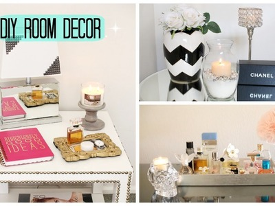DIY Room Decor! Cute & Affordable Room Decorations