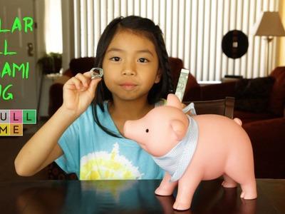 Dollar Bill Origami Ring   Full-Time Kid   PBS Parents