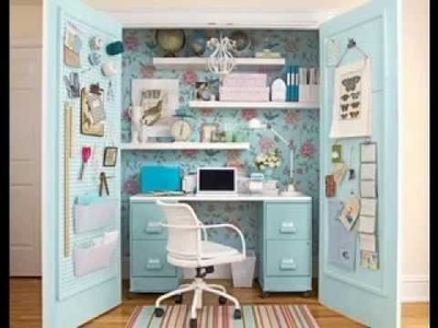 Easy DIY Craft room ideas on a budget