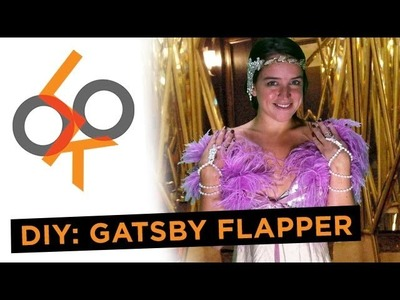 Gatsby Flapper Costume: Look DIY