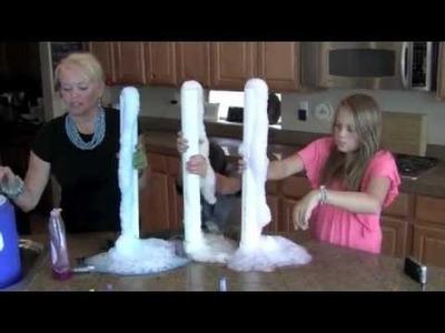 Halloween Dry Ice Fun Ideas