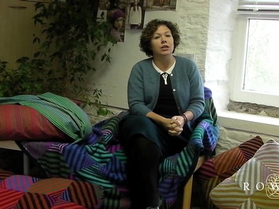 Kaffe Fassett Mystery Knit-a-Long Tutorials by Sarah Hatton Finishing Your Project
