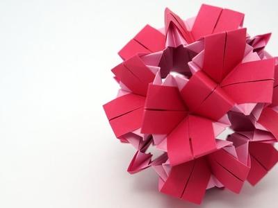 Origami CLO Kusudama (Isa Klein)