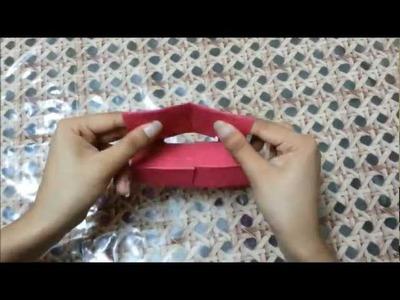 Origami Magic Squares